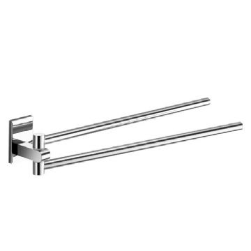 Gedy Maine Swing Towel Rail Chrome 7823-13